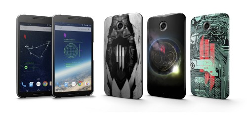 Google Launches Special Cases For Android Phones With Skrillex And His Dog