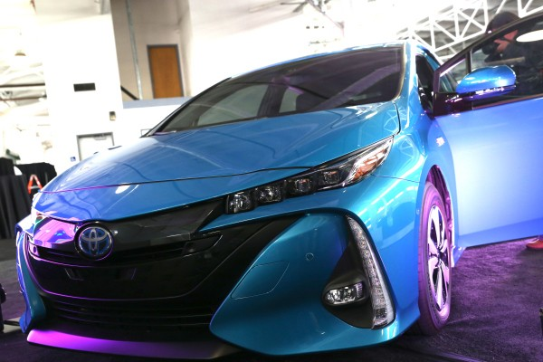 Toyota's Prius Prime is engineered to give hybrid owners more EV feels