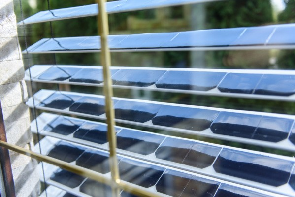 Your windows become powerful with SolarGaps