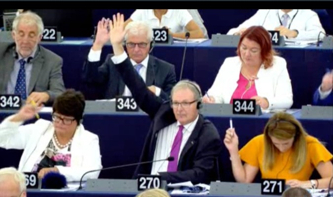 European parliament gives thumbs up to controversial copyright reforms