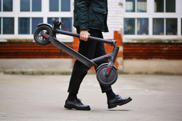Grover launches e-scooter subscription service