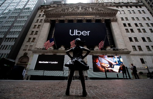 Uber lost more than $5B last quarter