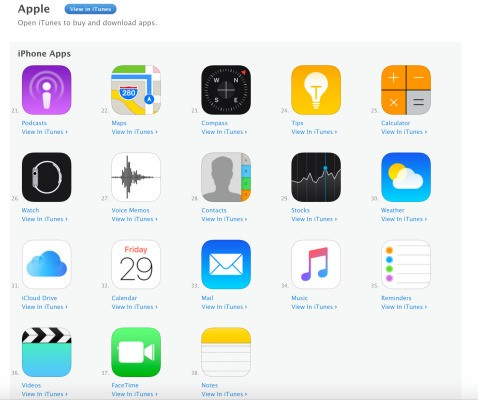Apple unbundles its native apps like Mail, Maps, Music and more, puts them in the App Store – TechCrunch