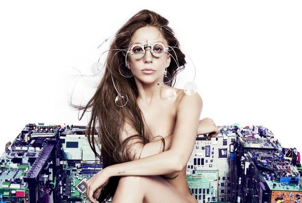 Lady Gaga's Backplane Crashes, Burns Money, Tries To Rise Again