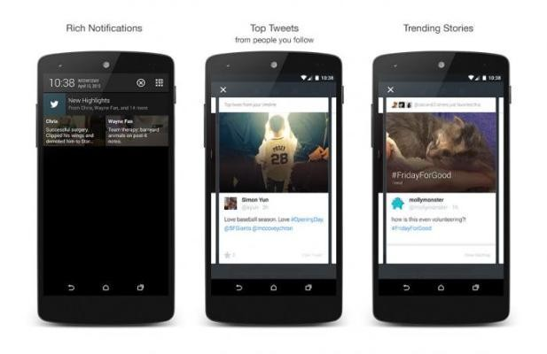Twitter Launches Highlights For Android To Summarize The Day's Tweets