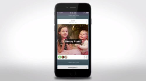 Photo-Sharing App Memoir Snags $5.5 Million To Help You Recall The Past