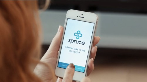 Spruce Gets $2 Million In Seed From Kleiner Perkins, Baseline And Cowboy Ventures To Put A Doctor In The Palm Of Your Hand