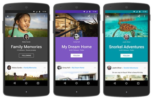 "Google+ Turns Users Into Content Curators With New ""Collections"" Feature"