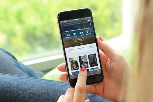 TVShow Time Releases Sleek New App For Its Community Of TV Addicts