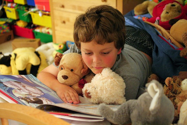 Study: Children Reading Fewer Books, Down 8% From 2012
