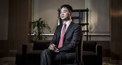 Student sues JD.com's billionaire CEO Richard Liu for alleged rape