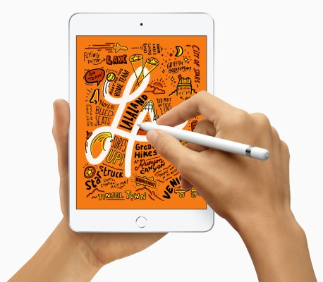 Apple launches new iPad Air and iPad mini