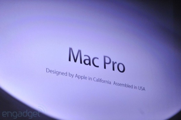 Apple To Assemble Mac Pro In The U.S.