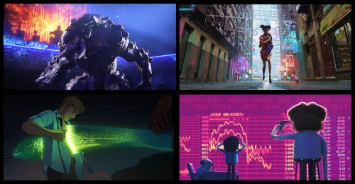 Netflix is experimenting with different episode orders for 'Love, Death & Robots'