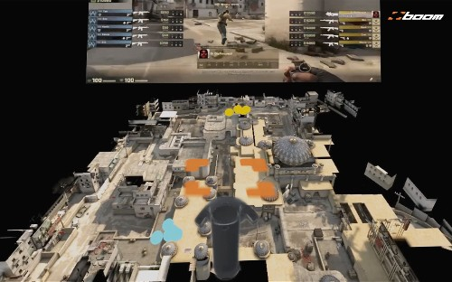 Boom raises $3.5M to bring 3D live streaming to e-sports