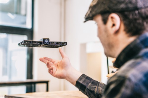 Hover, a self-flying camera drone, lands $25M for better aerial shots