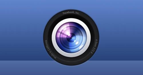Facebook's next big platform: Your camera