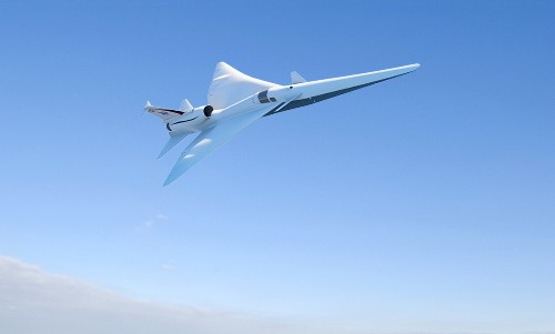 NASA completes inflight testing of supersonic plane X-59's virtual cockpit window