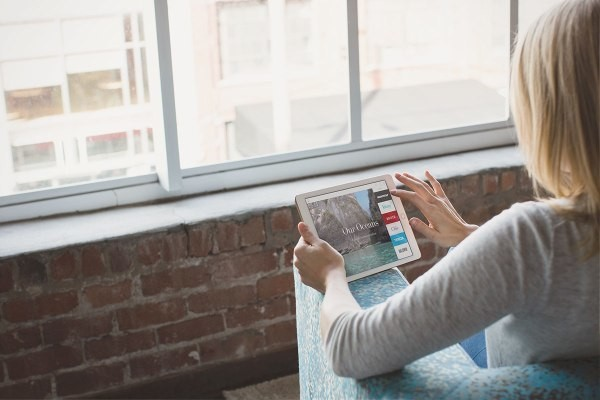 Adobe's Slate Is A Visual Storytelling App For The iPad