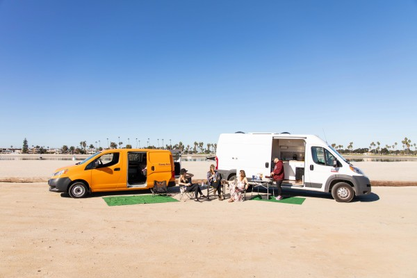 As Americans look to escape, this peer-to-peer RV rental startup is happy to accommodate them