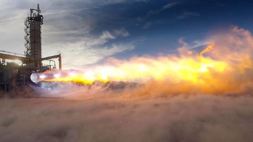 Blue Origin's new rocket engine production facility opens on Monday – TechCrunch