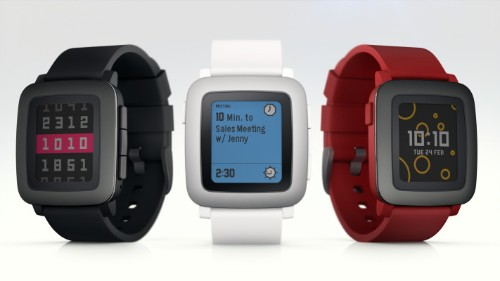 Meet Pebble Time, The All-New Smartwatch From Pebble