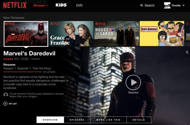 Netflix To Roll Out A New, More Immersive Web Interface Starting In June