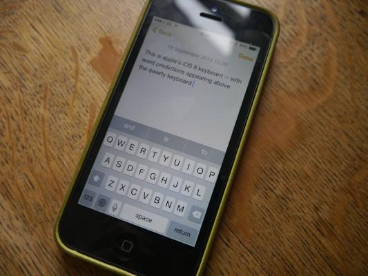 Nine Alternative Keyboards For iOS 8