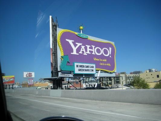 Yahoo To Get Its Iconic San Francisco Billboard Back