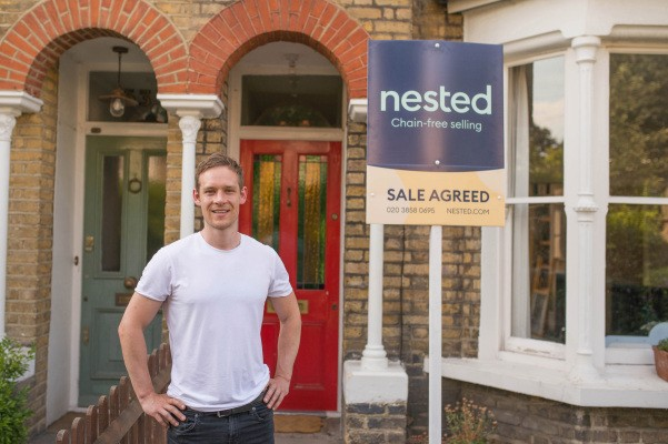 Nested, the online estate agent that makes home sellers 'chain-free', raises further £120M