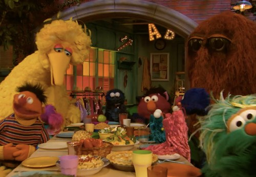 New Sesame Street-themed PSA encourages kids to reduce mobile device use