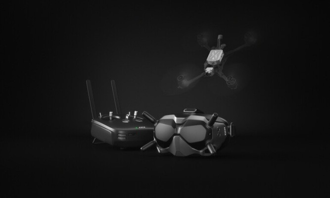 DJI aims for the best first-person drone experience with new goggles, controller and more – TechCrunch