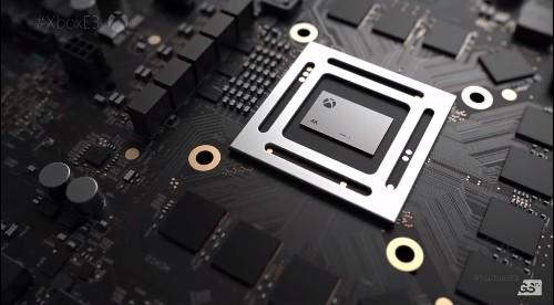 The Xbox One Scorpio is a six-teraflop gaming beast