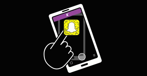 How Snapchat Made QR Codes Cool Again