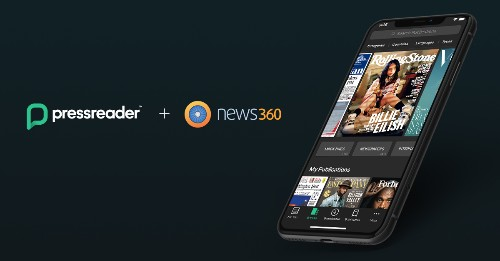 PressReader aims to add more personalization to its digital news platform by acquiring News360