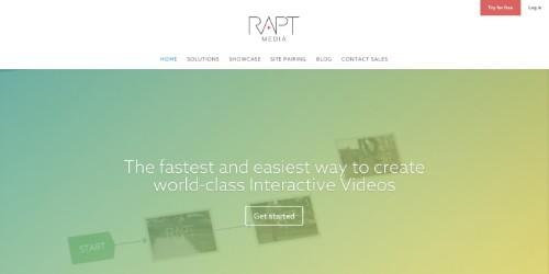 Rapt Media Raises $3.1 Million For Interactive Video Advertising Platform