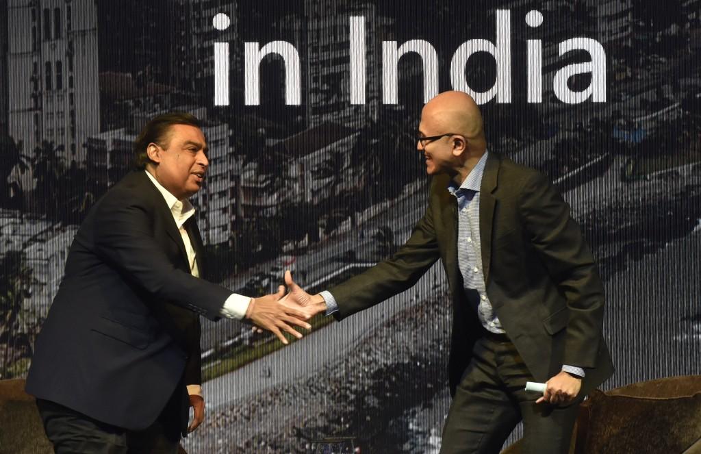 India's richest man built a telecom operator everyone wants a piece of