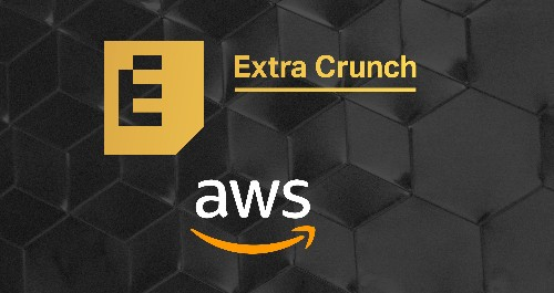 Annual Extra Crunch members can receive $1,000 in AWS credits