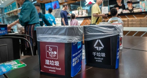 Image recognition, mini apps, QR codes: how China uses tech to sort its waste