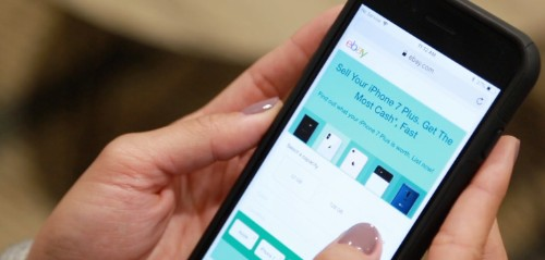 eBay launches Instant Selling, a new trade-in service for smartphones