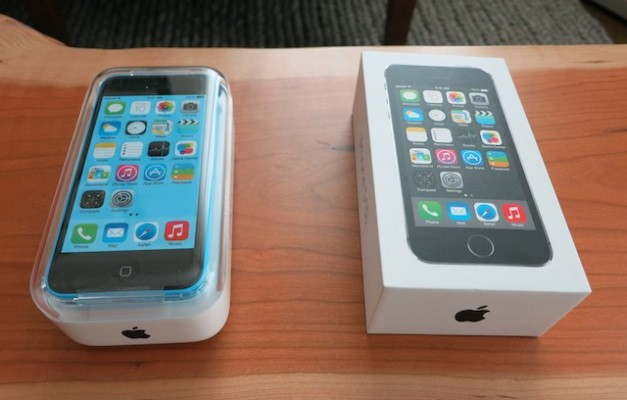 Two iPhones Diverged…