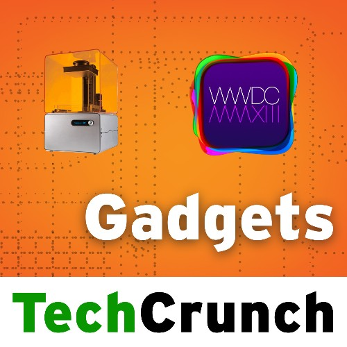 This Week On The TC Gadgets Podcast: Form 1 3D Printer, WWDC, And WWDC