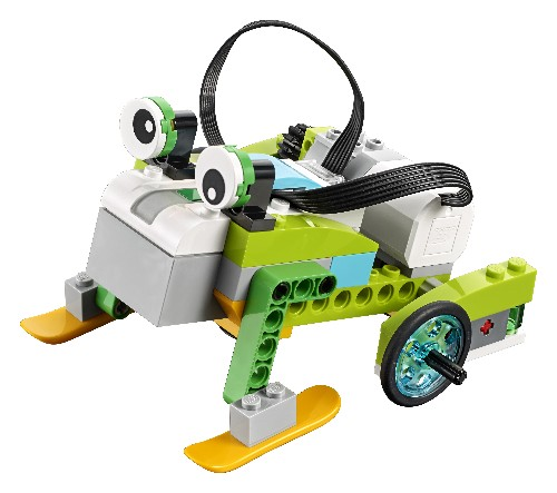LEGO's WeDo 2.0 Robotics Kit Teaches Science And Engineering To Elementary School Students