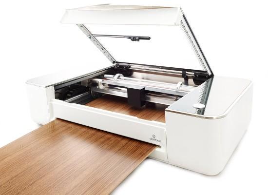 Glowforge opens public orders for its desktop 3D laser cutter