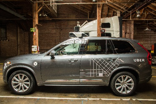 Uber's self-driving car unit raises $1B from Toyota, Denso and Vision Fund ahead of spin-out