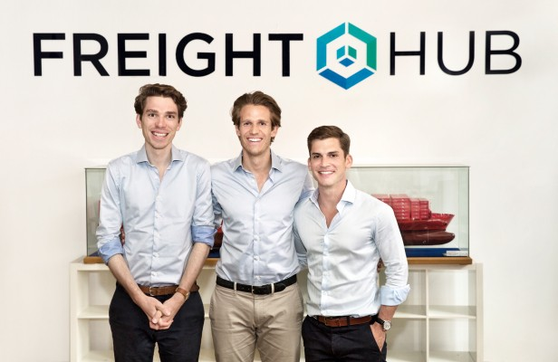 FreightHub, a European 'digital freight forwarder', scores $20M Series A