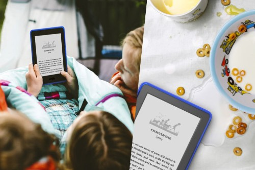 Amazon Debuts A $99 Kindle Bundle For Kids Including An E-Reader, Cover And Warranty