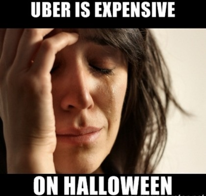 Be Smarter Than That, Uber Users