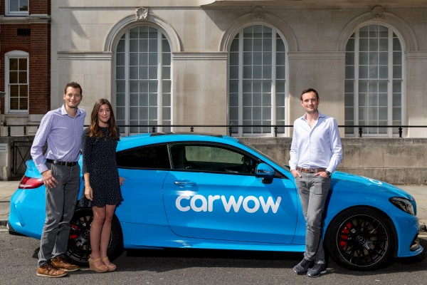 Carwow, a UK startup that helps you buy a new car, raises $39M Series C