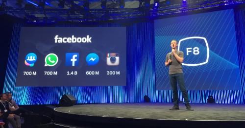 Facebook Finds Strength As A Family, Not An App